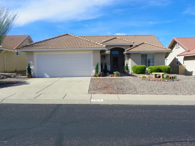 2859 Candlewood Drive, Sierra Vista, AZ 85650 (MLS #170276) :: Service First Realty
