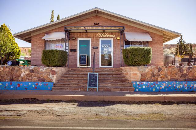 214 Bisbee Road, Bisbee, AZ 85603 (#170311) :: Long Realty Company