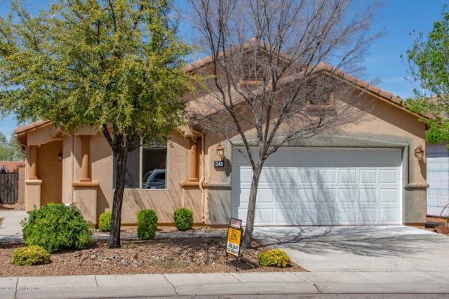 349 Bainbridge Drive Lot 2, Sierra Vista, AZ 85635 (MLS #170312) :: Service First Realty