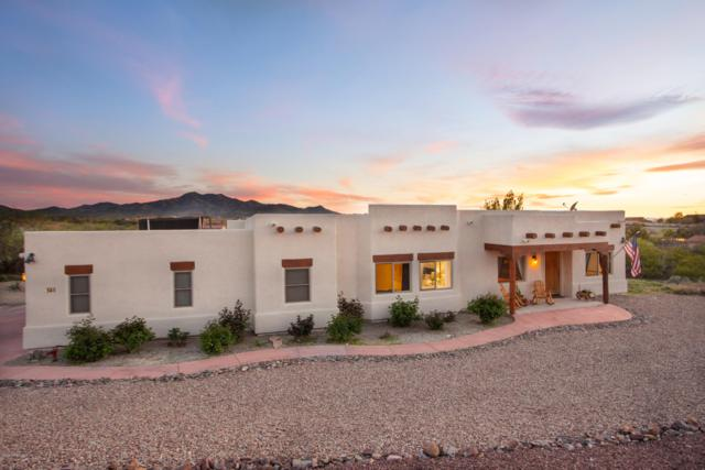 341 N Suntan Drive, Vail, AZ 85641 (#170317) :: Long Realty Company