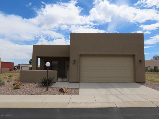 279 S Meadowood Lane, Sierra Vista, AZ 85635 (MLS #170330) :: Service First Realty