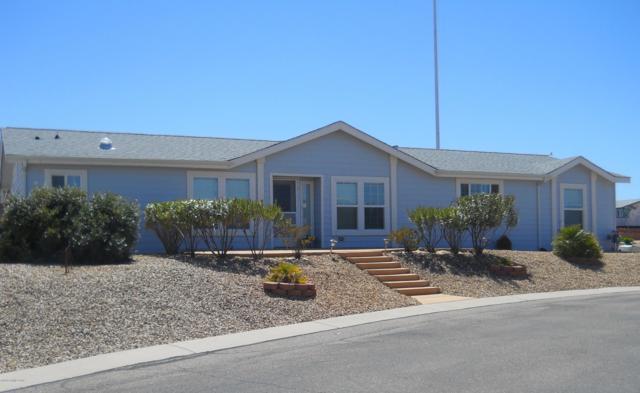 1030 S Barrel Cactus Ridge #155, Benson, AZ 85602 (MLS #170343) :: Service First Realty