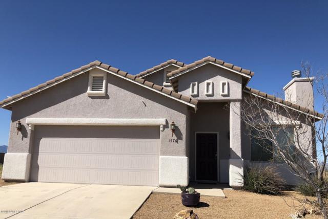 1576 W Tufts Trail, Benson, AZ 85602 (MLS #170350) :: Service First Realty