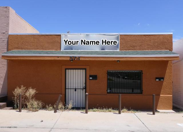 573 E Fry Boulevard, Sierra Vista, AZ 85635 (#170399) :: The Josh Berkley Team