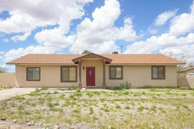 6021 E Reese Boulevard, Sierra Vista, AZ 85635 (MLS #170411) :: Service First Realty