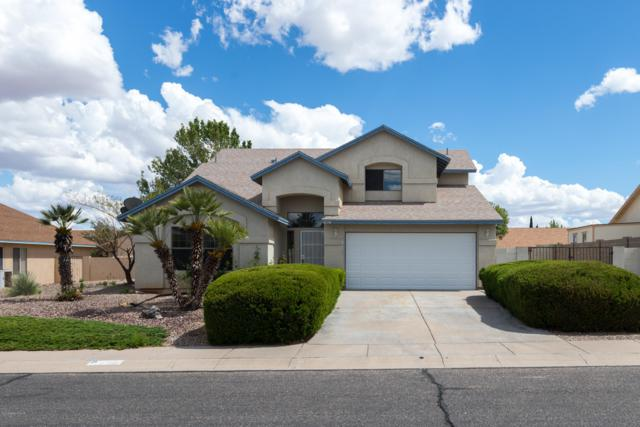 2710 Golden Eagle Drive, Sierra Vista, AZ 85650 (MLS #170415) :: Service First Realty