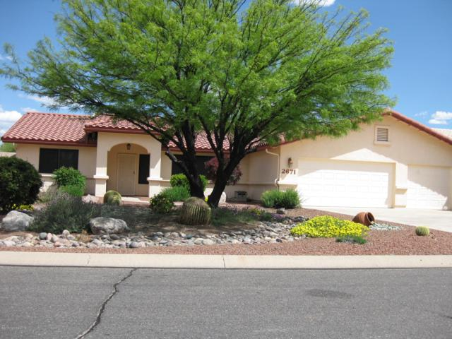 2671 Brewer Drive, Sierra Vista, AZ 85650 (MLS #170423) :: Service First Realty