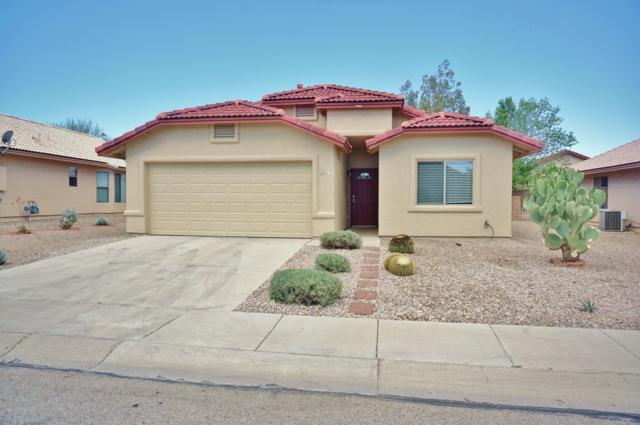 1016 San Simeon Drive, Sierra Vista, AZ 85635 (MLS #170427) :: Service First Realty