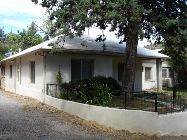 13 Spring Canyon Road, Bisbee, AZ 85603 (MLS #170468) :: Service First Realty