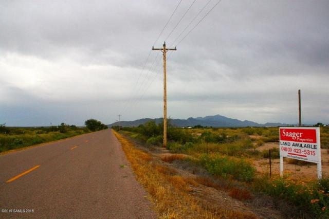 Old Stewart Road, Willcox, AZ 85643 (MLS #170586) :: Service First Realty