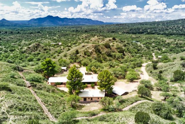 51 Tecopa Lane, Patagonia, AZ 85624 (MLS #170597) :: Service First Realty