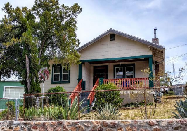 840 Sims Road, Bisbee, AZ 85603 (MLS #170613) :: Service First Realty