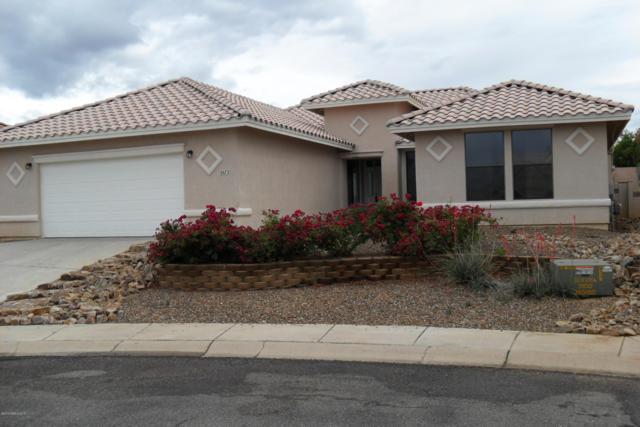 2672 Avondale Drive, Sierra Vista, AZ 85650 (MLS #170617) :: Service First Realty