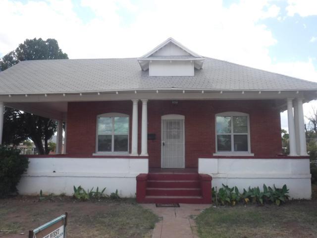 1230 B Avenue, Douglas, AZ 85607 (MLS #170631) :: Service First Realty