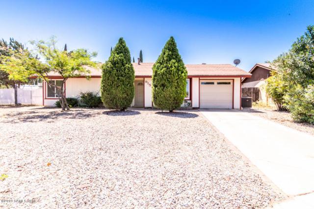 915 Plaza Del Gado, Sierra Vista, AZ 85635 (MLS #170643) :: Service First Realty