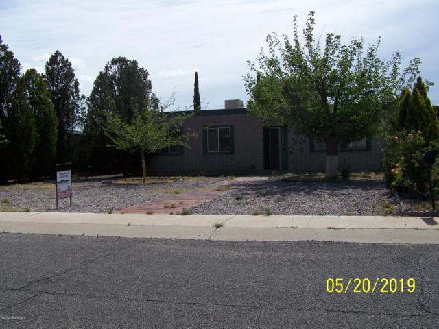 210 Dragoon Street, Huachuca City, AZ 85616 (MLS #170703) :: Service First Realty