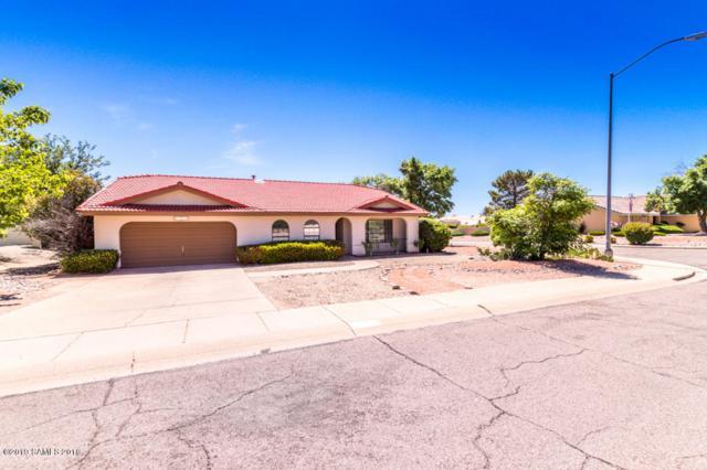 2083 Roselie Way, Sierra Vista, AZ 85635 (MLS #170721) :: Service First Realty