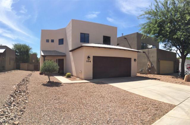 934 Marchbanks Drive, Sierra Vista, AZ 85635 (MLS #170735) :: Service First Realty