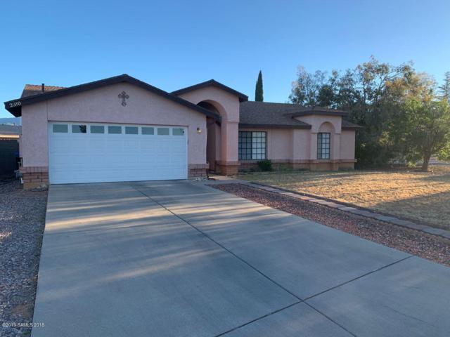 2310 E Cristina Avenue, Sierra Vista, AZ 85635 (#170749) :: Long Realty Company