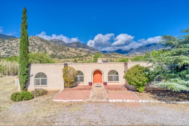 5358 S Calle Coro, Sierra Vista, AZ 85650 (#170768) :: Long Realty Company