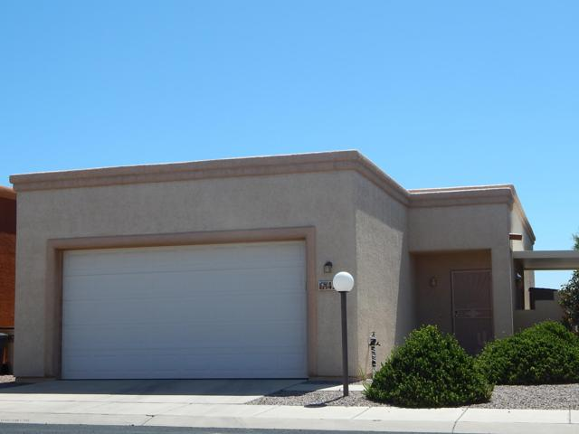 431 S Sky Ranch Road, Sierra Vista, AZ 85635 (MLS #170798) :: Service First Realty