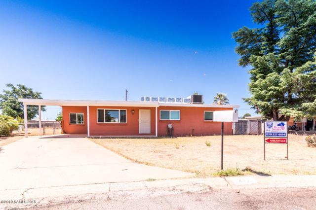 217 Cochise Court, Sierra Vista, AZ 85635 (MLS #170854) :: Service First Realty