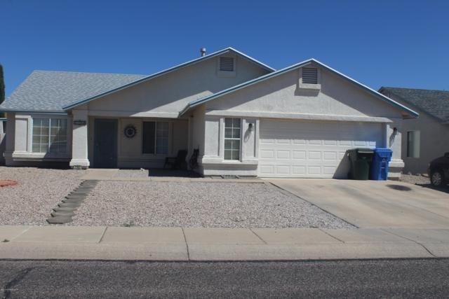 2743 Raven Drive, Sierra Vista, AZ 85650 (MLS #170856) :: Service First Realty
