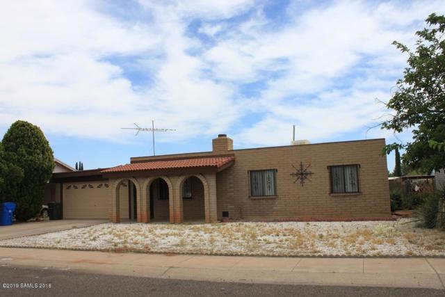 5006 Vespucci Drive, Sierra Vista, AZ 85635 (MLS #170956) :: Service First Realty