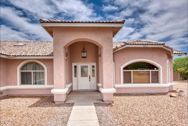 4203 S Bottle Brush Lane, Sierra Vista, AZ 85650 (MLS #170968) :: Service First Realty