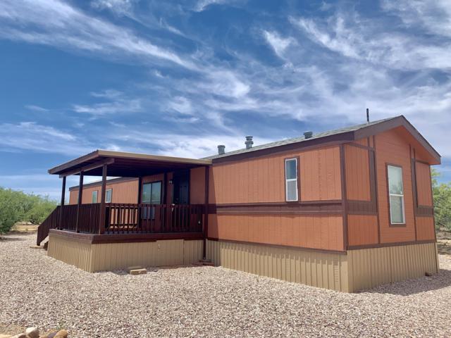 8607 E American Dream Way, Sierra Vista, AZ 85650 (MLS #170977) :: Service First Realty