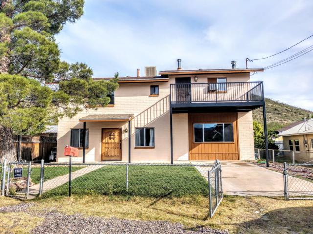 58 Black Knob View, Bisbee, AZ 85603 (MLS #170985) :: Service First Realty