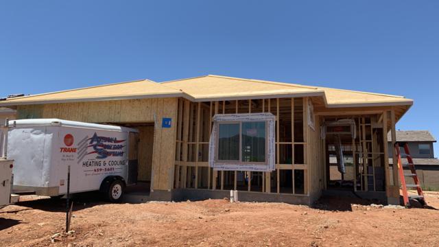 3590 Rhapsody Drive Lot 93, Sierra Vista, AZ 85650 (MLS #170999) :: Service First Realty