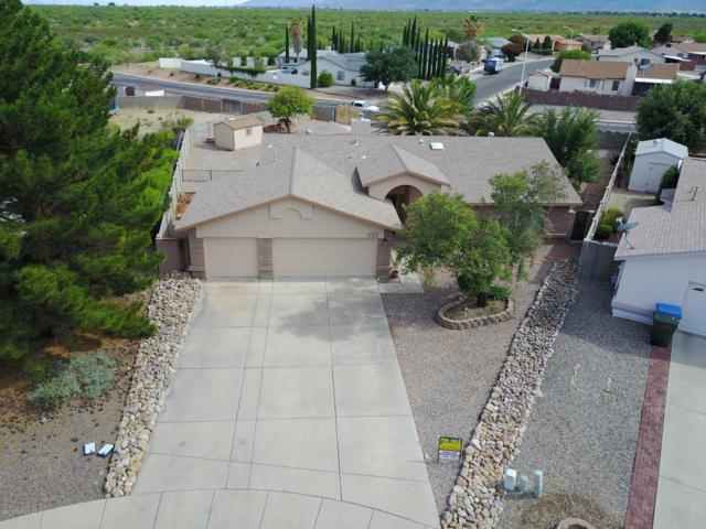 4870 Los Reyes Drive, Sierra Vista, AZ 85635 (MLS #171002) :: Service First Realty