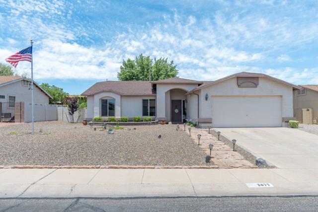 2877 Golden Eagle Drive, Sierra Vista, AZ 85650 (MLS #171019) :: Service First Realty
