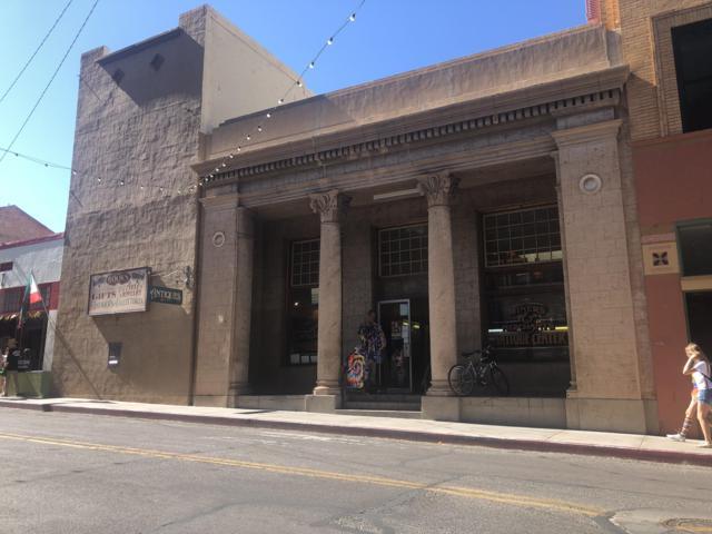 7 Main Street, Bisbee, AZ 85603 (#171021) :: Long Realty Company
