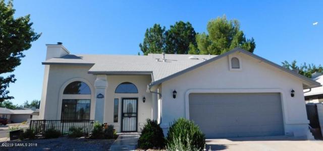 2922 Ridge Crest Street, Sierra Vista, AZ 85650 (MLS #171027) :: Service First Realty