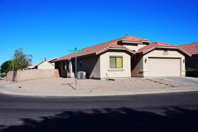 833 Monte Vista Avenue, Sierra Vista, AZ 85635 (MLS #171135) :: Service First Realty