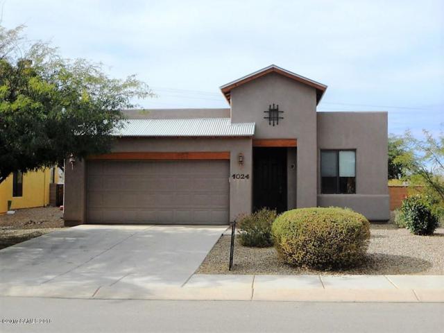 1024 Horner Drive, Sierra Vista, AZ 85635 (MLS #171172) :: Service First Realty