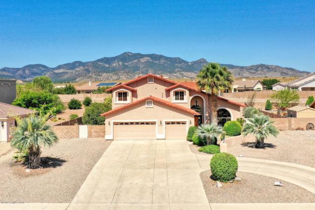 3560 La Terraza Drive, Sierra Vista, AZ 85650 (MLS #171178) :: Service First Realty