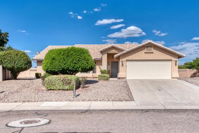 3798 Via El Soreno, Sierra Vista, AZ 85650 (MLS #171192) :: Service First Realty