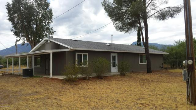 4901 E Bevers Street, Sierra Vista, AZ 85650 (MLS #171207) :: Service First Realty