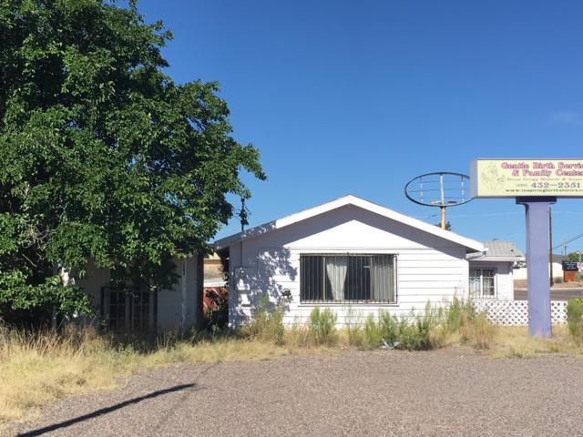 821 Az Hwy 92, Bisbee, AZ 85603 (MLS #171232) :: Service First Realty