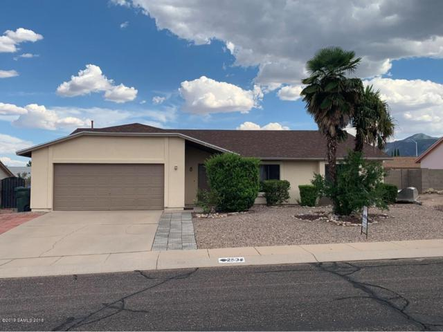 2594 Canyon Crest Street, Sierra Vista, AZ 85650 (MLS #171234) :: Service First Realty