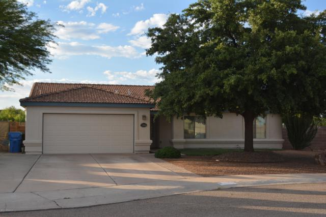 2104 Taos Drive, Sierra Vista, AZ 85635 (MLS #171244) :: Service First Realty