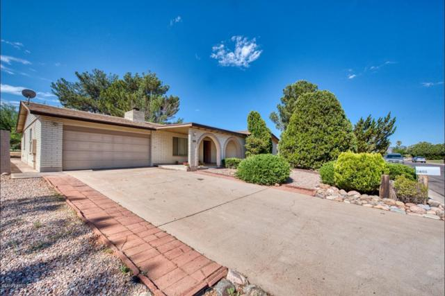 3406 E Oak Hill Street, Sierra Vista, AZ 85650 (MLS #171267) :: Service First Realty