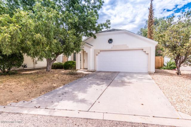 1794 Avenida La Corte, Sierra Vista, AZ 85635 (MLS #171308) :: Service First Realty