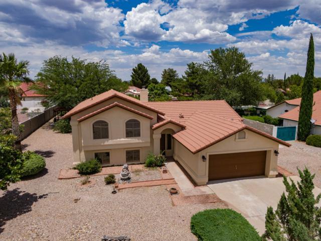 977 Exeter Drive, Sierra Vista, AZ 85635 (MLS #171311) :: Service First Realty