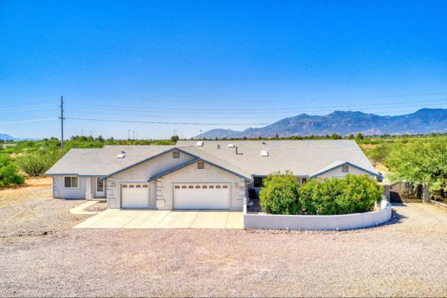 3332 E San Xavier Road, Sierra Vista, AZ 85635 (MLS #171312) :: Service First Realty
