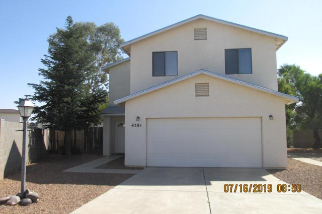 4381 Corte Brumoso, Sierra Vista, AZ 85635 (MLS #171318) :: Service First Realty