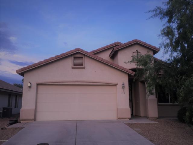 747 Temple Drive, Sierra Vista, AZ 85635 (#171345) :: Long Realty Company